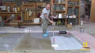 Installing Self-leveling Concrete (Param 5500) (thumbnail)