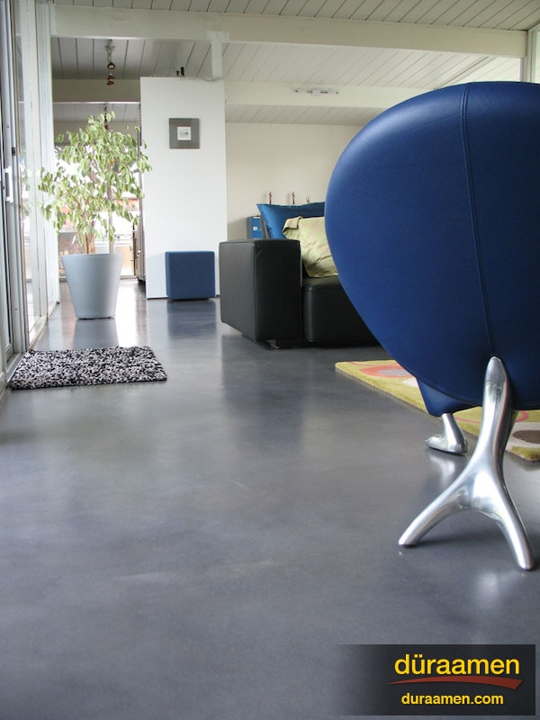 Photo gallery showing polished self leveling concrete for 116 west 23rd street 5th floor new york ny 10011