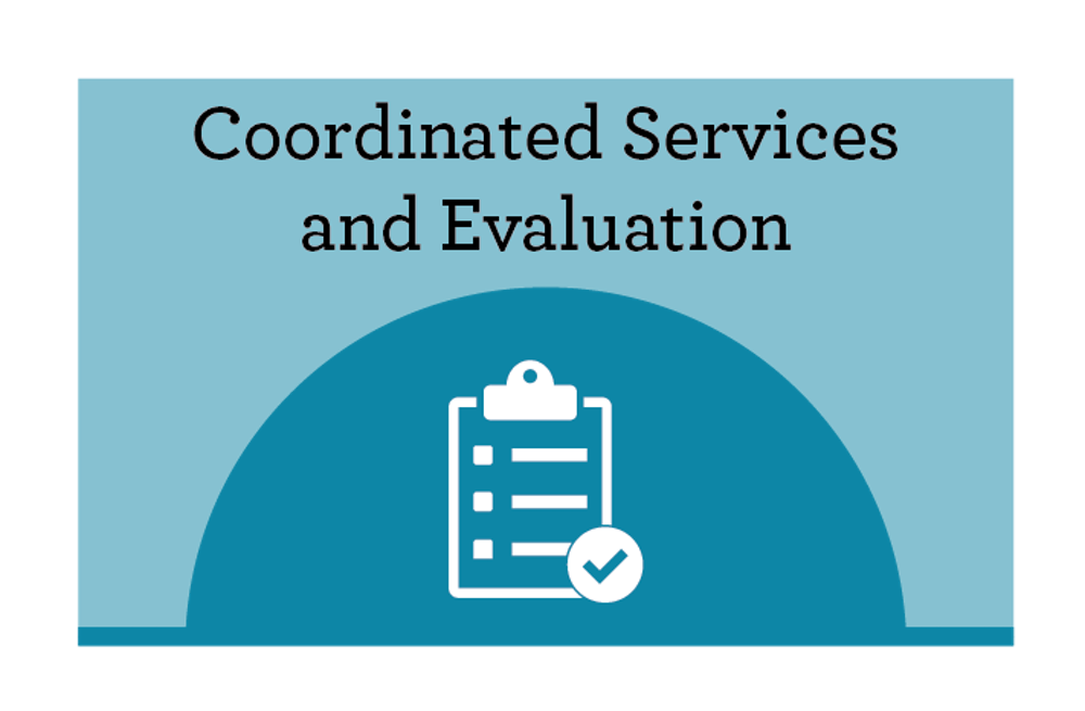Coordinated Services and Evaluation