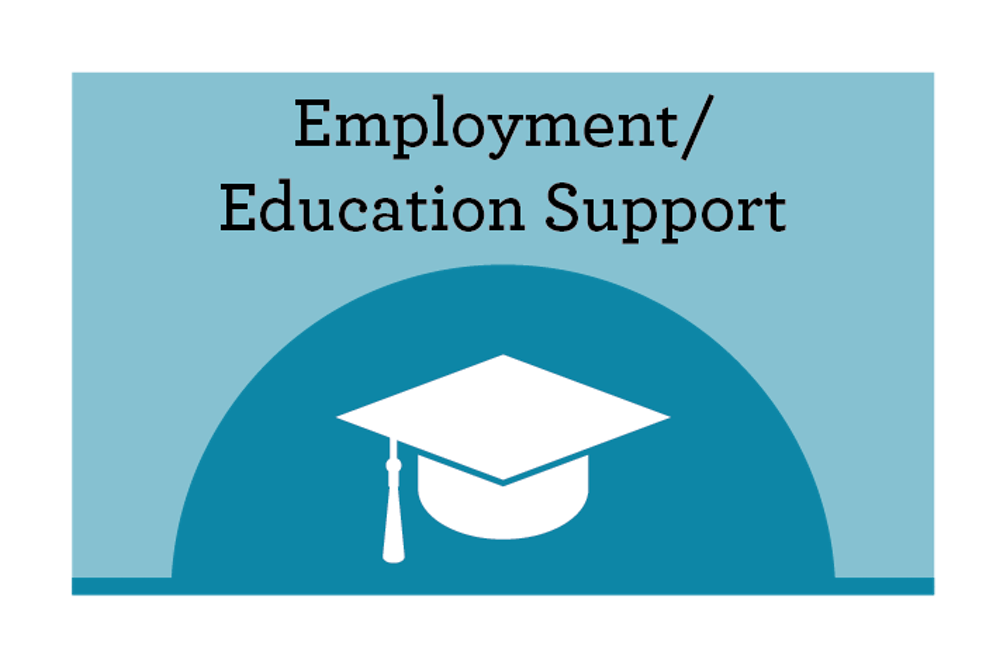 Employment/Education Support